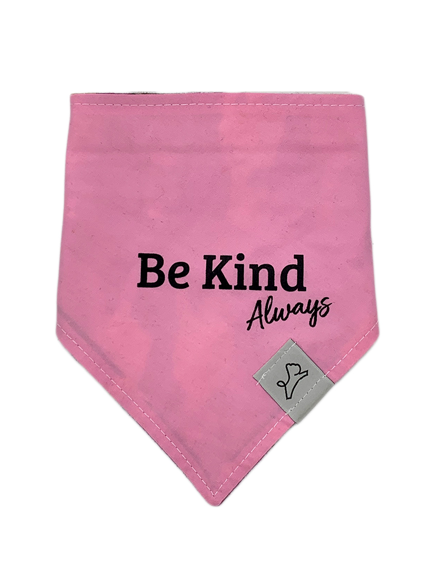 Be Kind Always in Pink